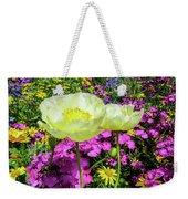 Colorful Garden II Weekender Tote Bag