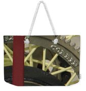 Colorful Gears Weekender Tote Bag