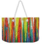Colorful Grace Weekender Tote Bag