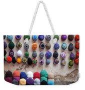 Colorful Hats Weekender Tote Bag