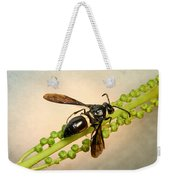 Colorful Hymenop 1 Weekender Tote Bag