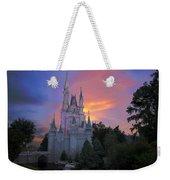 Colorful Magic Weekender Tote Bag