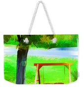 Colorful Maple Tree In The Autumn Weekender Tote Bag