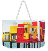 Colorful Mexico Weekender Tote Bag