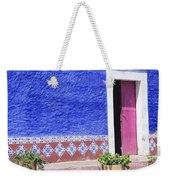 Colorful Mexico Weekender Tote Bag