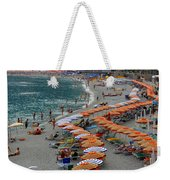 Colorful Monterosso Weekender Tote Bag