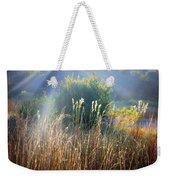 Colorful Morning Marsh Weekender Tote Bag