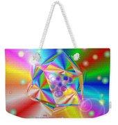 Colorful Mural Weekender Tote Bag