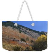 Colorful Orient Canyon - Rio Grande National Forest Weekender Tote Bag