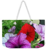 Colorful Palette Weekender Tote Bag