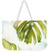 Colorful Palm Weekender Tote Bag