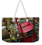 Colorful Pile 1 Weekender Tote Bag