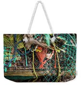 Colorful Pile 3 Weekender Tote Bag