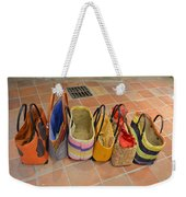 Colorful Purses Weekender Tote Bag