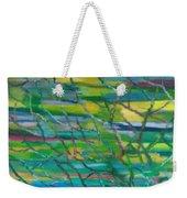 Colorful Roots Weekender Tote Bag