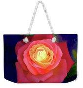 Colorful Rose 2 Weekender Tote Bag