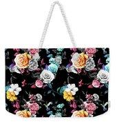 Colorful Roses Weekender Tote Bag