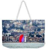Colorful Sails Weekender Tote Bag