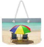 Colorful Shade Weekender Tote Bag