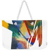 Colorful Shape Weekender Tote Bag