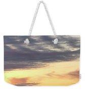 Sherbet Colored Sky Weekender Tote Bag