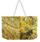 Colorful Slate Tile Abstract Composite H2 Weekender Tote Bag