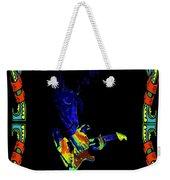 Colorful Slide Playing Weekender Tote Bag