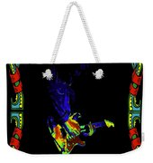Colorful Slide Playing By Rory Weekender Tote Bag