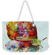 Colorful Snail Art  Weekender Tote Bag