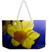 Colorful Spring Floral Weekender Tote Bag