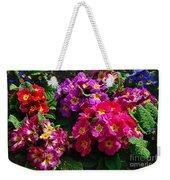 Colorful Spring Primrose By Kaye Menner Weekender Tote Bag