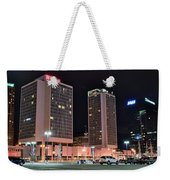 Colorful St Louis Night Weekender Tote Bag