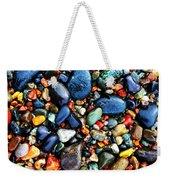 Colorful Stones I Weekender Tote Bag