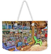 Colorful Streets Of The City Of Stuart Weekender Tote Bag