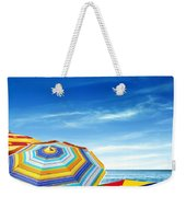 Colorful Sunshades Weekender Tote Bag