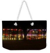 Colorful Tampa Bay Night Weekender Tote Bag