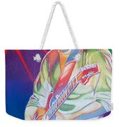 Colorful Trey Anastasio Weekender Tote Bag