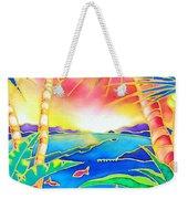 Colorful Tropics 12 Weekender Tote Bag