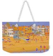 Colorful Venice Beach Weekender Tote Bag