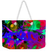 Colorful World Of A Fish Weekender Tote Bag