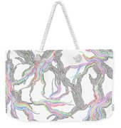 Colorization Weekender Tote Bag