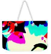 Colors 3 Weekender Tote Bag