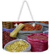 Colors In A Chinese Market Weekender Tote Bag