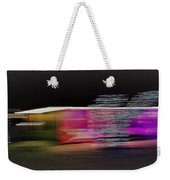 Colors, Not Lights 1 Weekender Tote Bag