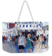 Colors Of A Summer - Jersey Shore Weekender Tote Bag