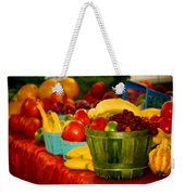 Colors Of Alabama Weekender Tote Bag
