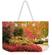 Colors Of Autumn  Weekender Tote Bag