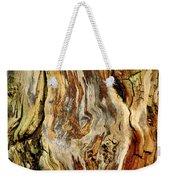 Colors Of Bark Weekender Tote Bag