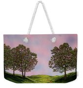 Colors Of Dawn Weekender Tote Bag