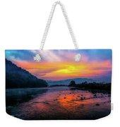 Colors Of Dawn Weekender Tote Bag